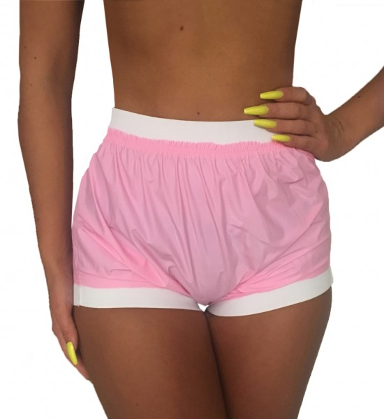 Incontinence briefs (pink)
