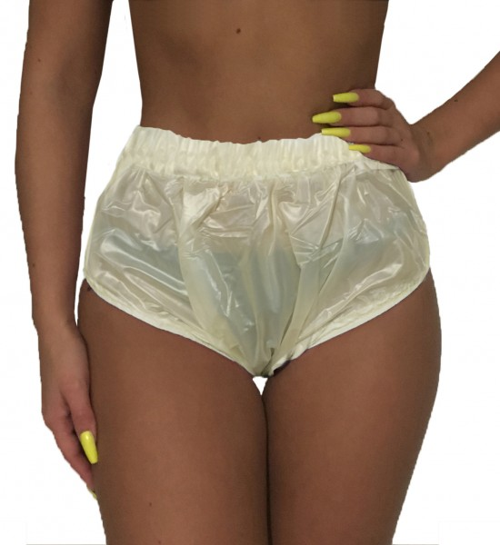 Fully Welded Incontinence Pants (Yellow)