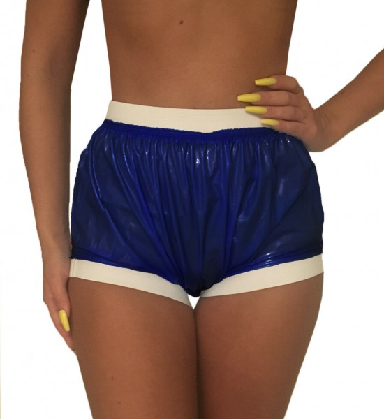 Incontinence briefs (ultramarine blue / lacquer)