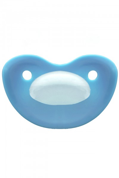 "Adult Baby Soother ""extra large"" (light blue)"