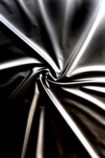 PVC-Folie 0,16mm (Schwarz / Lack)