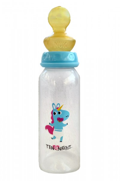 Nukel Bottle Pressure Adult NUK Sucker (Blue)