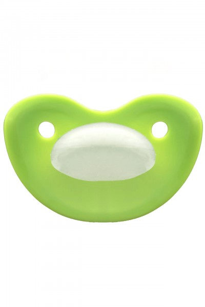 """Adult Baby Soother """"extra large"""" (Green)"""