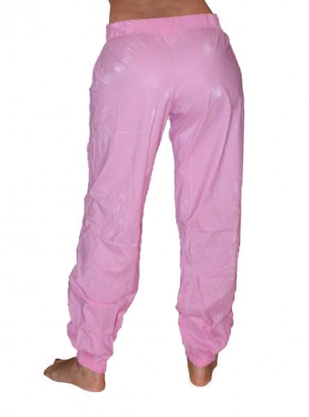 PVC-Jogginghose (Pink)