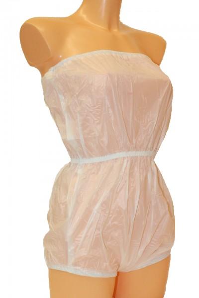 Schutzhose brusthoch (Weiß)