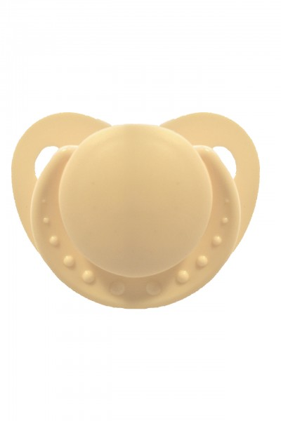 Adult Baby Soother (Beige)