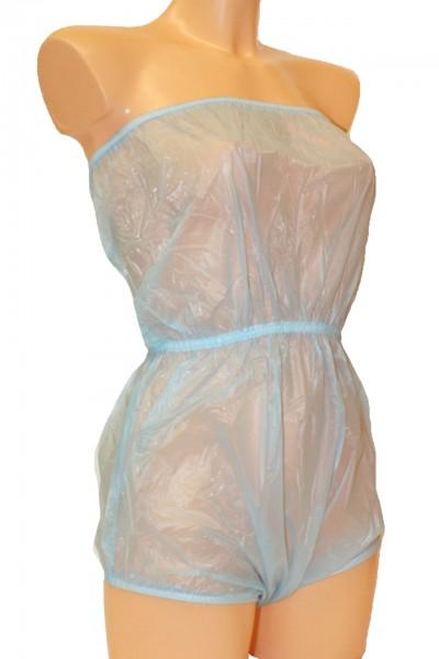 Schutzhose brusthoch (Hellblau)