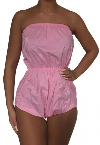 PVC-Brusthose (Pink)